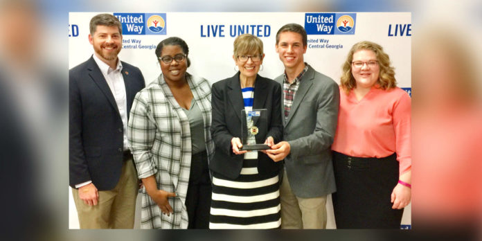 United Way Volunteer of the Year