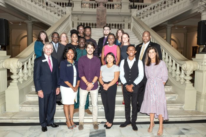 Woodrow Wilson Teaching Fellows 2019